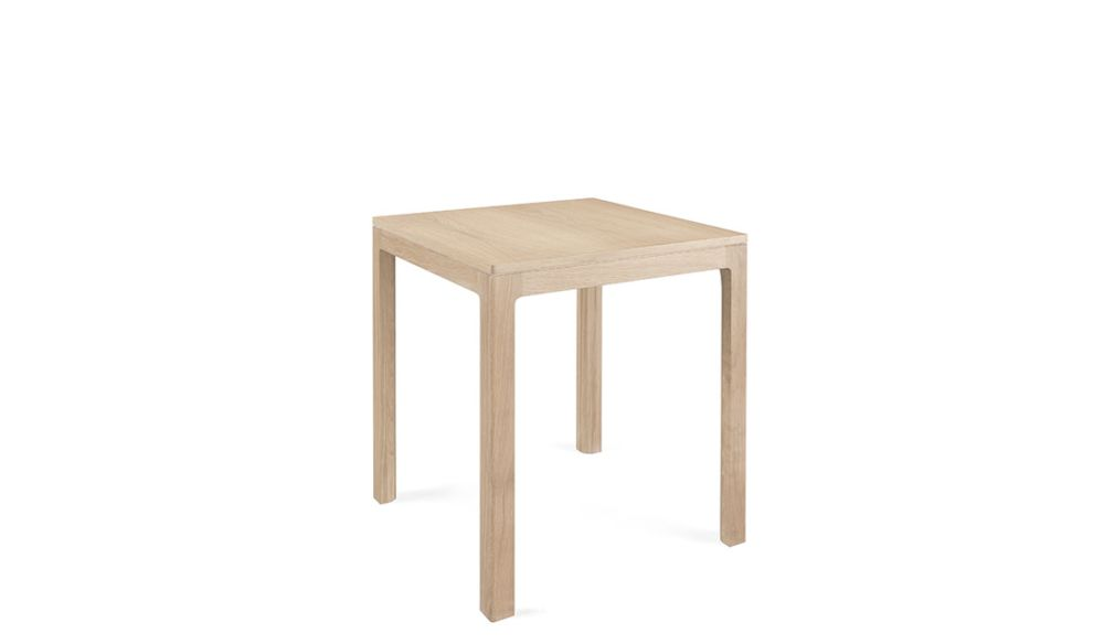 Nuda Square Table by Wewood