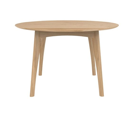 Osso Round Dining Table by Ethnicraft