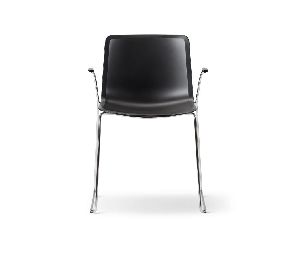 Pato Sledge Armchair by Fredericia