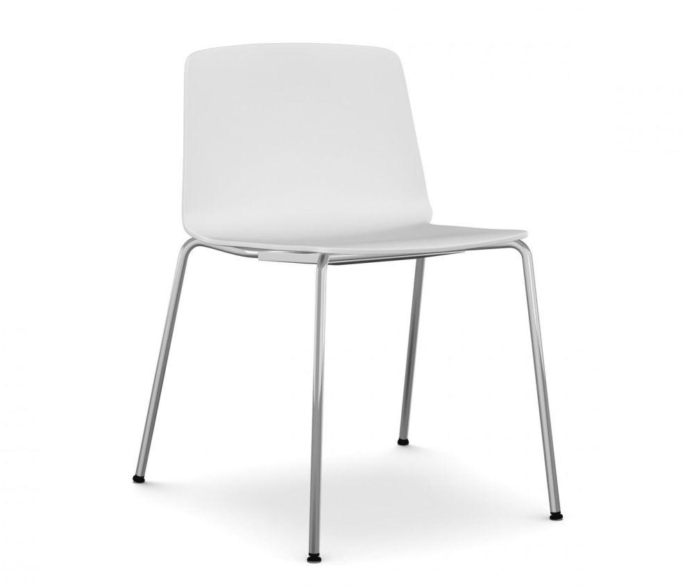 Rama Four Legs Chair by Kristalia