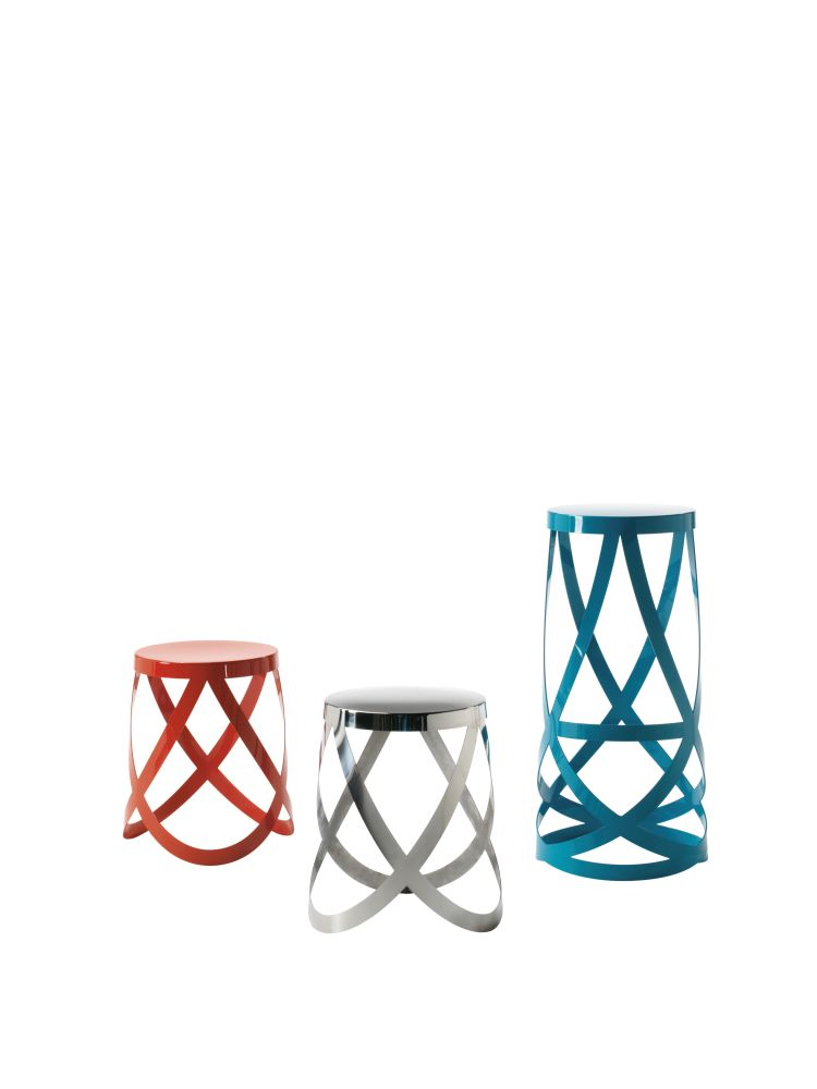 Ribbon Low Stool by Cappellini