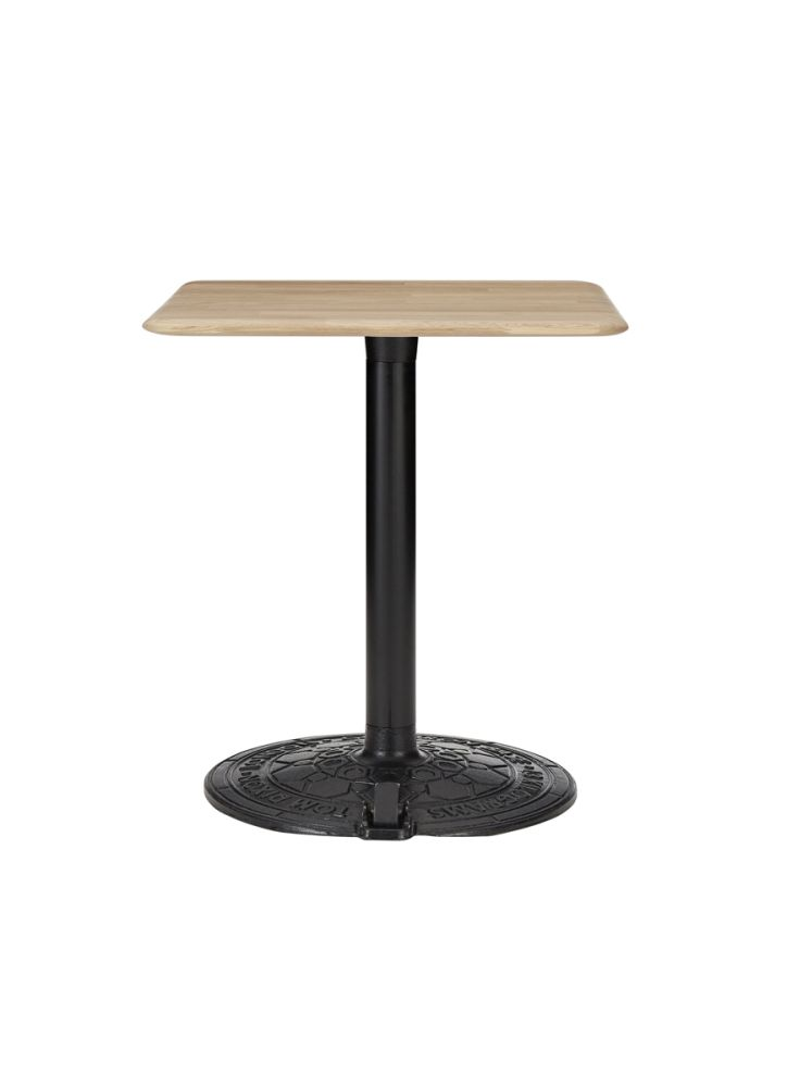 Roll Square Table by Tom Dixon