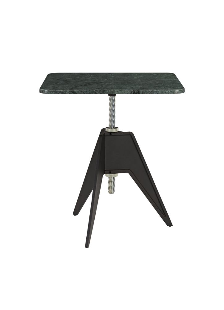 Screw Square Cafe Table by Tom Dixon