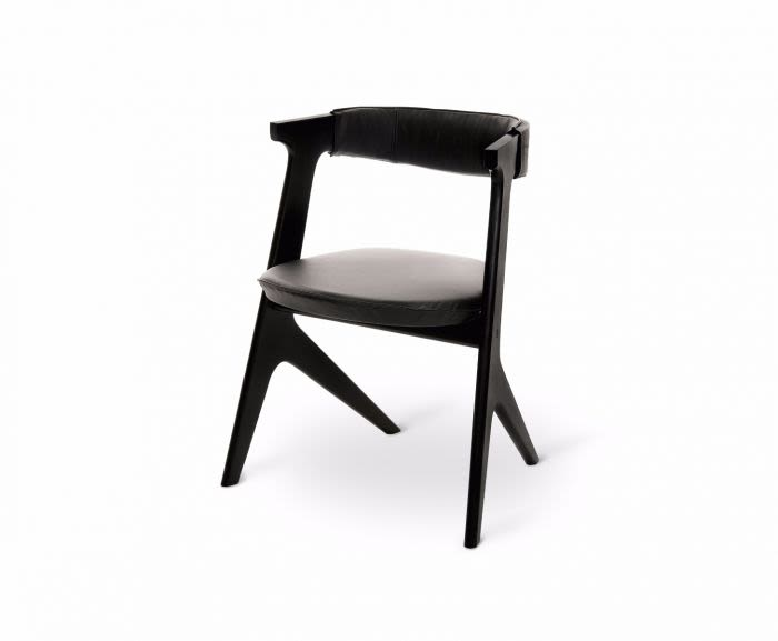 Slab Dining Chair Seat & Back Pad by Tom Dixon