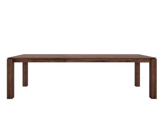 Slice Extendable Dining Table by Ethnicraft