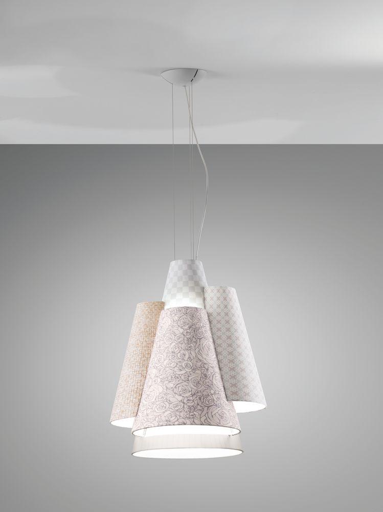 SP Melt 60 Pendant Light by Axo Light