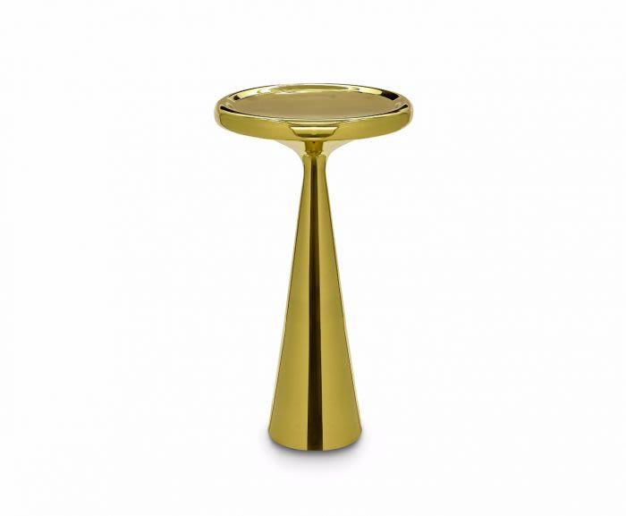 Spun Tall Table by Tom Dixon
