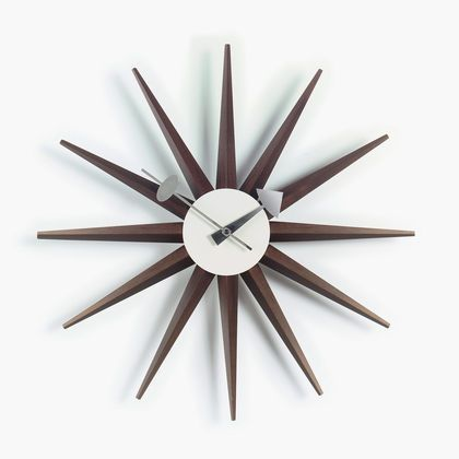 Sunburst Clock by Vitra