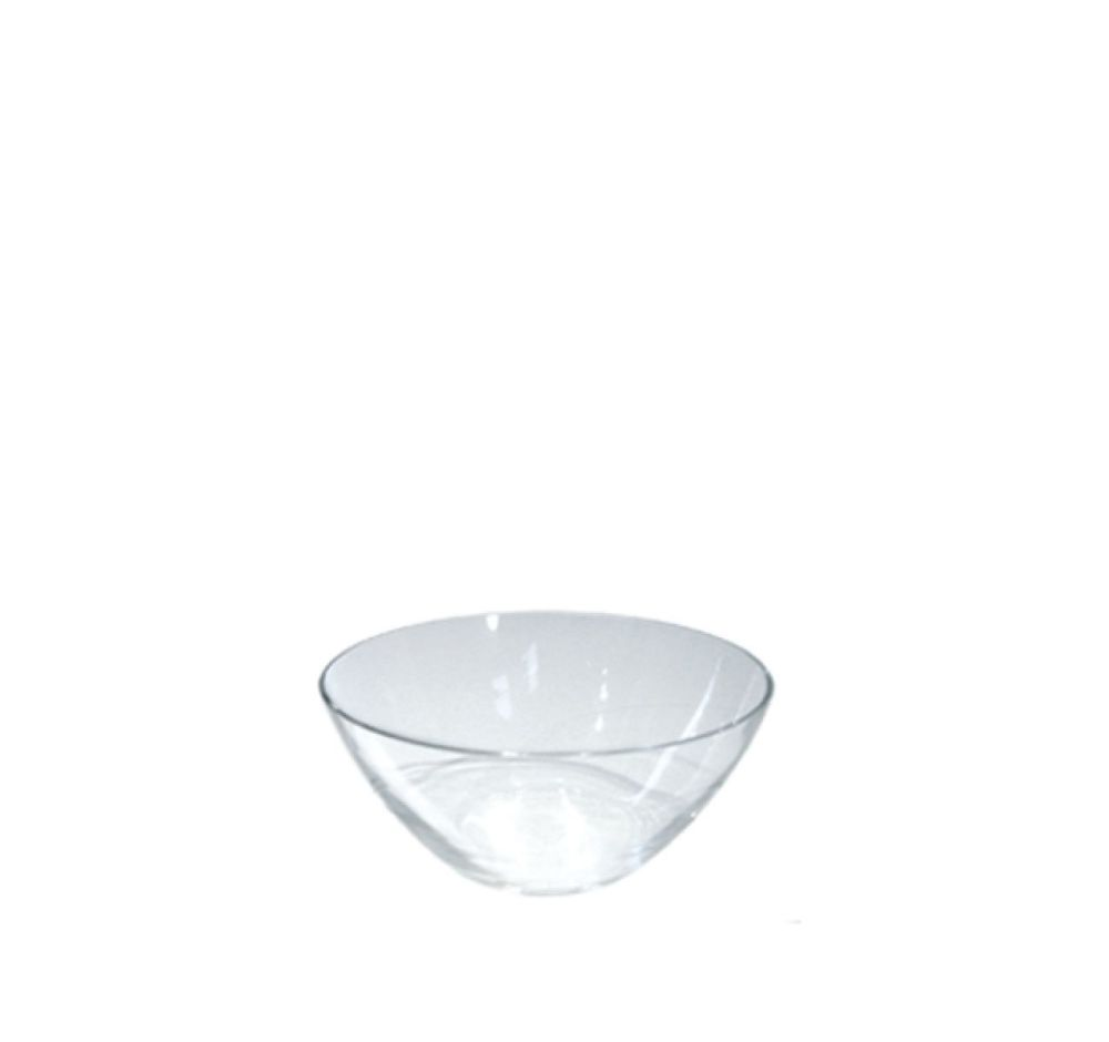 The White Snow Glass - Salad Bowl by Driade