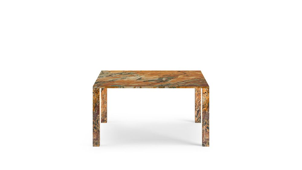 Vendome Square Dining Table by Cappellini