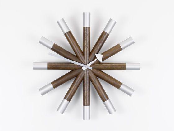 Wheel Clock by Vitra