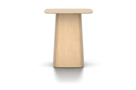Wooden Side Table by Vitra