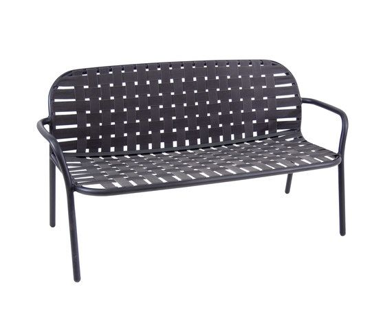 Yard 2 Seats Outdoor Sofa by EMU