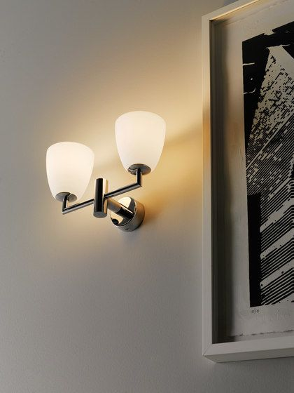 006 Wall lamp by FontanaArte by FontanaArte