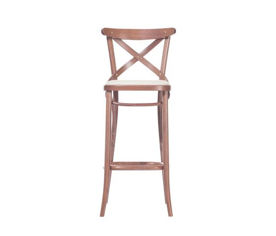 150 Barstool upholstered by TON by TON