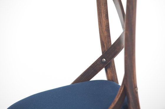 150 Chair upholstered by TON by TON