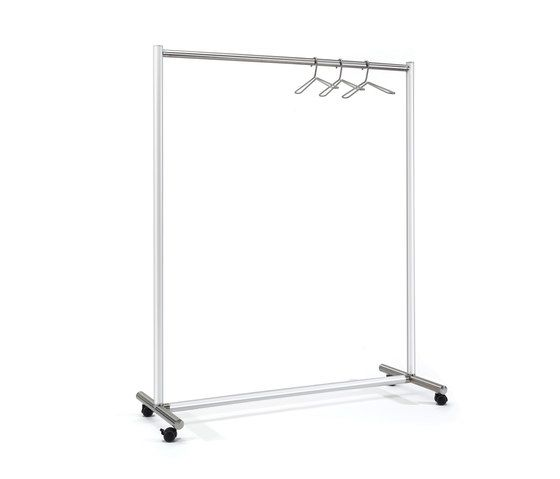 1809 Coat stand on wheels by ESIT by ESIT