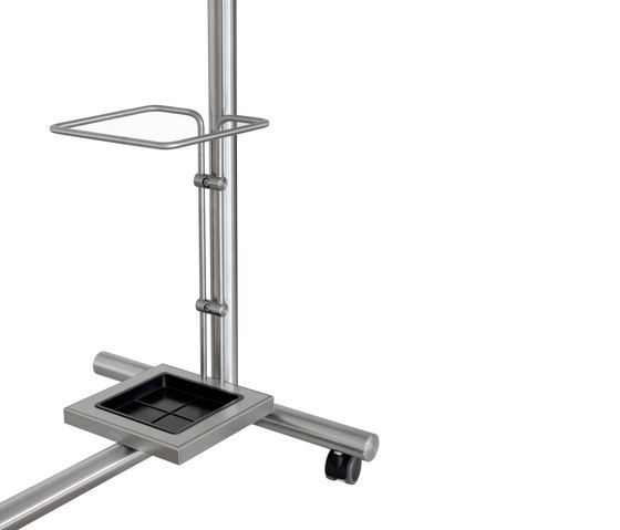 1809HS Coat stand on wheels by ESIT by ESIT