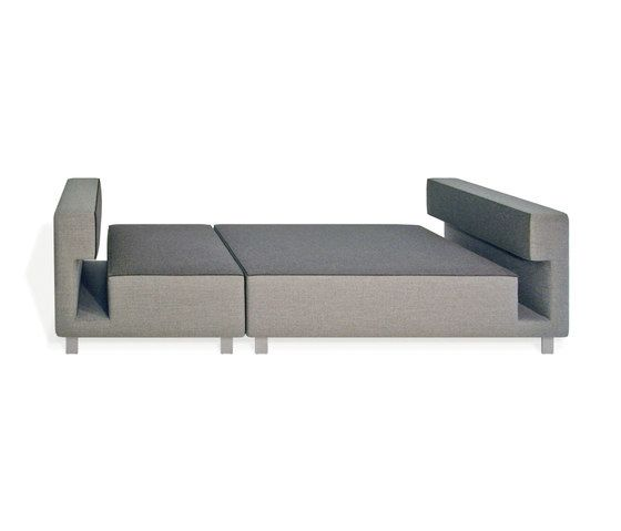 2cube Daybed by PIURIC by PIURIC