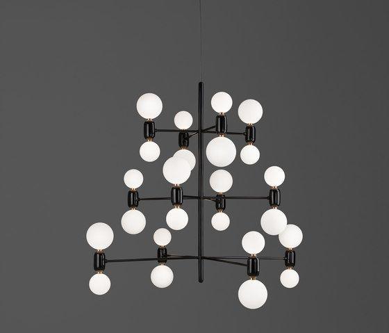 Aballs chandelier 12 by PARACHILNA by PARACHILNA