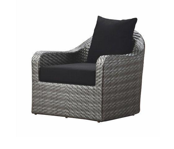 Aegean Paros Lounge Arm Chair by Akula Living by Akula Living