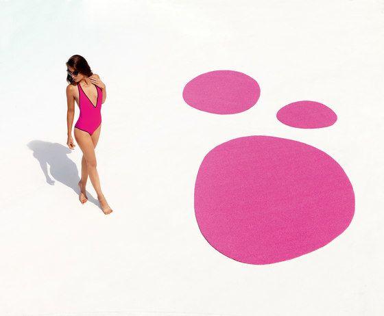 Agatha Rug - Pink by Vondom