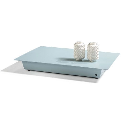 Air large footstool/coffee table by Manutti by Manutti