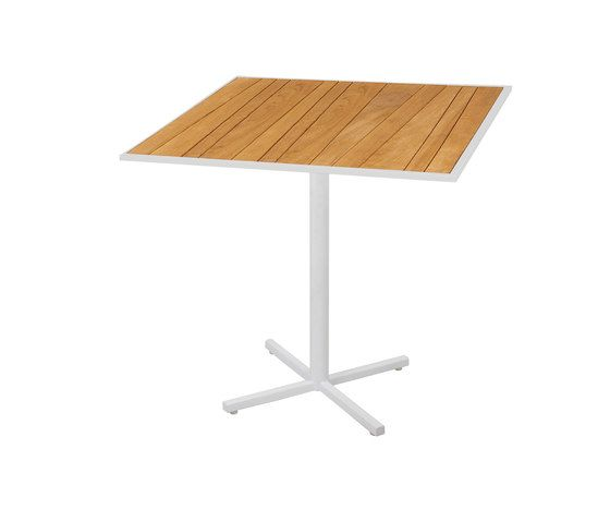 Allux counter table 90x90 cm (Base P) by Mamagreen by Mamagreen