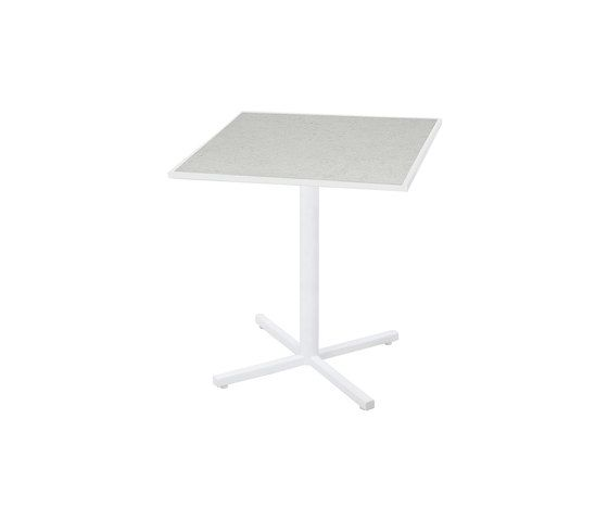 Allux dining table 65x65 cm (Base P) by Mamagreen by Mamagreen