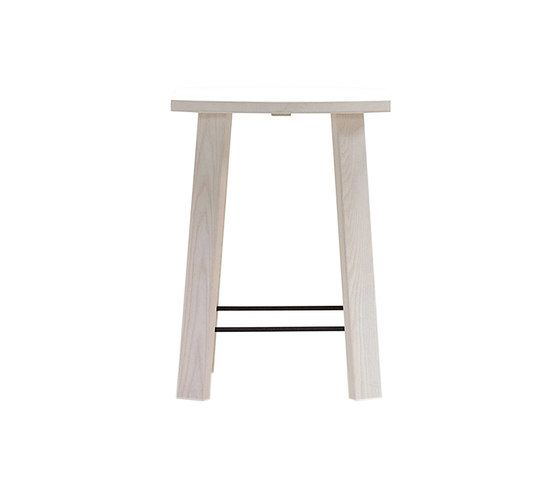 Alpin barstool by HUSSL by HUSSL