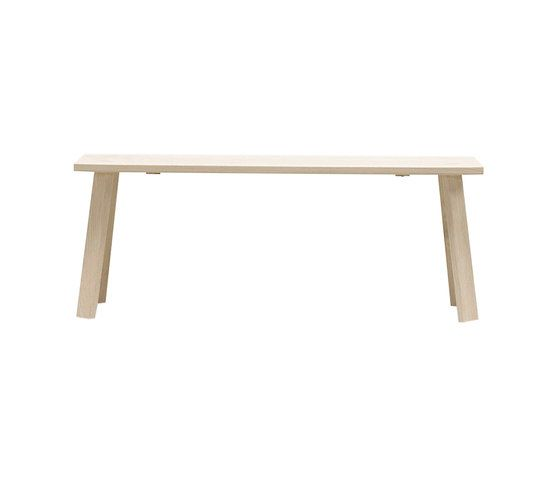 Alpin bench by HUSSL by HUSSL