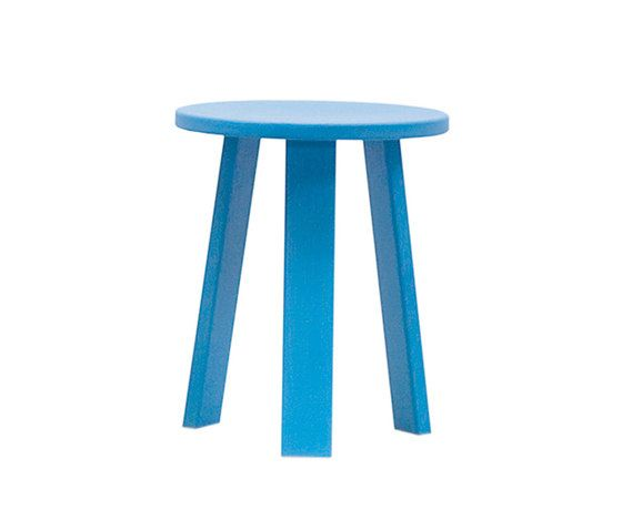 Alpin stool by HUSSL by HUSSL