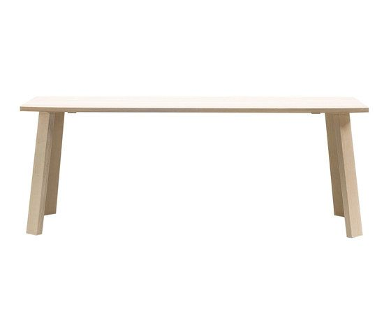 Alpin table by HUSSL by HUSSL