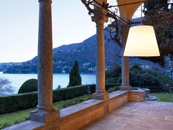 Amax Outdoor Suspension lamp by FontanaArte by FontanaArte