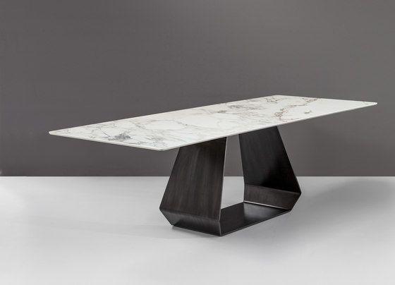 Amond Table by Bonaldo by Bonaldo