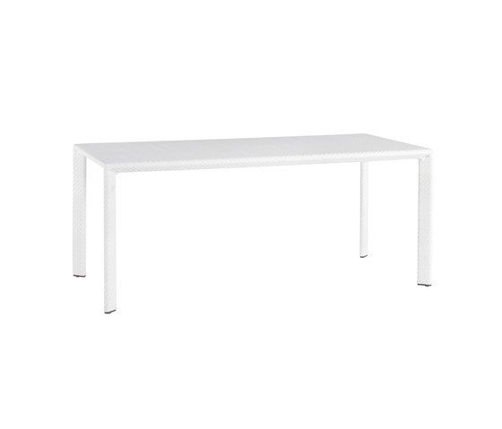 Angul rectangular dining table by Point by Point