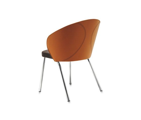 Antilla side chair by Frag by Frag