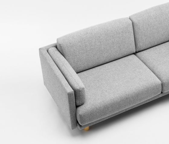 Arnhem Sofa 71 by De Vorm by De Vorm