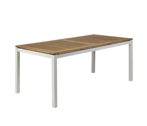 Ascent 90cm x 180cm table by Akula Living by Akula Living