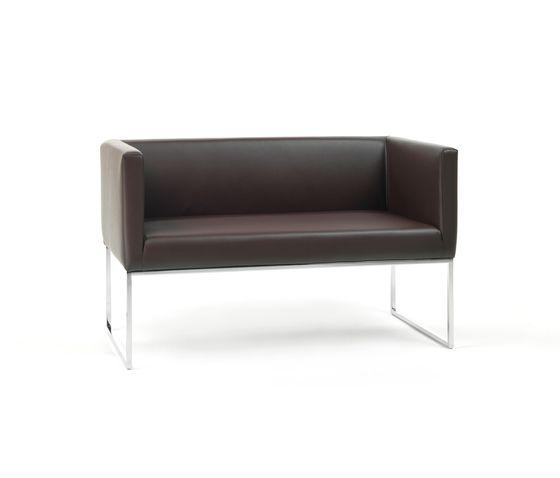 Ascot Mini Sofa by Giulio Marelli by Giulio Marelli