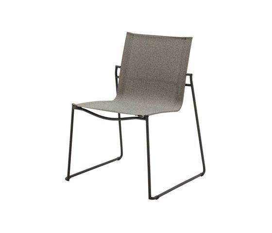 Asta Stacking Chair by Gloster Furniture by Gloster Furniture