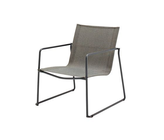 Asta Stacking Lounge Chair by Gloster Furniture by Gloster Furniture