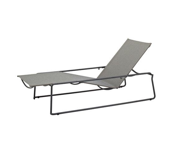 Asta Stacking Lounger by Gloster Furniture by Gloster Furniture