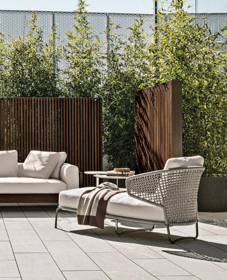 minotti outdoor furniture. Aston \ Minotti Outdoor Furniture