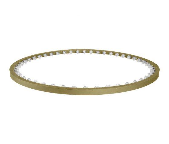 Aura large gold by JSPR by JSPR