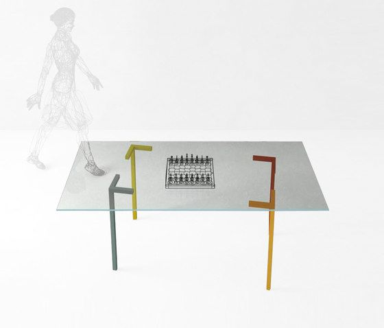 Axys_table by LAGO by LAGO