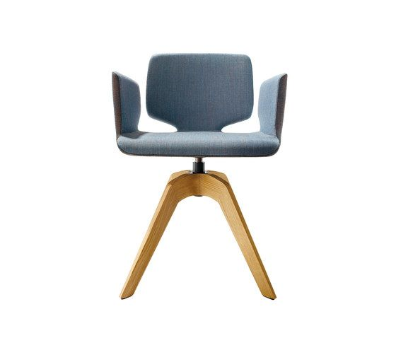 aye swivel chair by TEAM 7 by TEAM 7