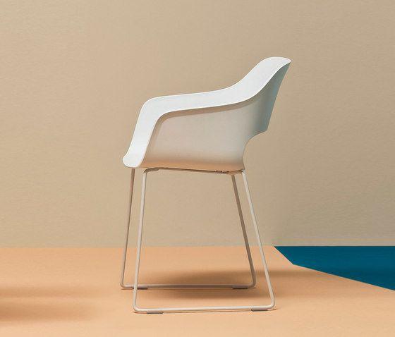Babila armchair by PEDRALI by PEDRALI