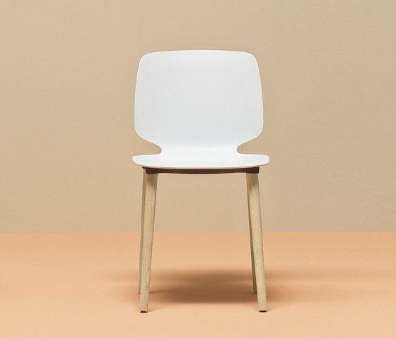 Babila chair by PEDRALI by PEDRALI
