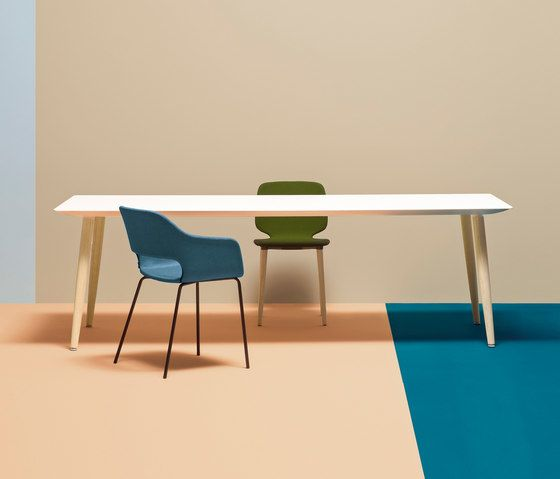 Babila table by PEDRALI by PEDRALI